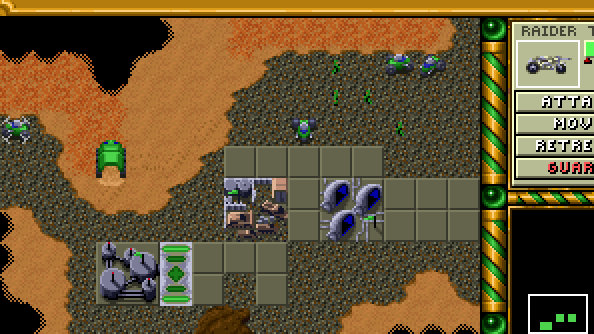 Control the spice and, by extension, the universe by playing PC classic Dune 2 in your browser