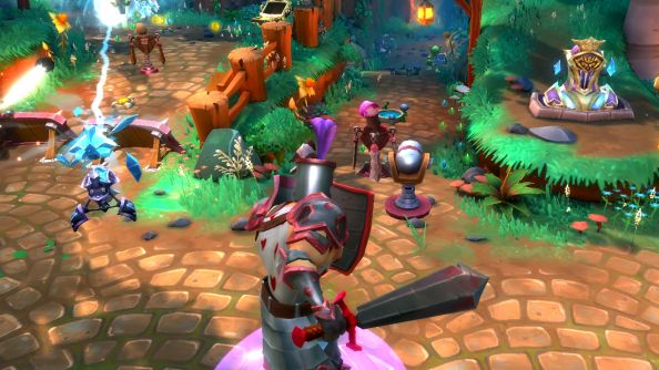 Dungeon Defenders 2 hits Steam Early Access with a stalwart trailer