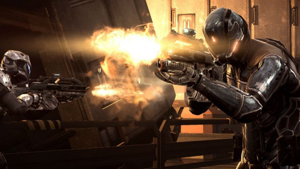 Dust 514 server migration tomorrow sees it conjoined with Eve Online; Dust skills reset, joint corporations, orbital warfare and currency controls incoming