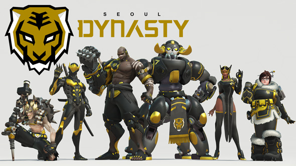 Seoul Dynasty: Overwatch League's favourites to win season one