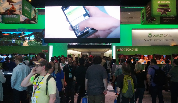 E3 from a PC gamer's perspective: day two