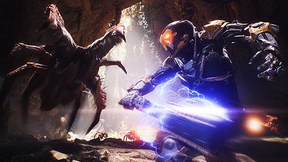 Anthem E3 demo specs