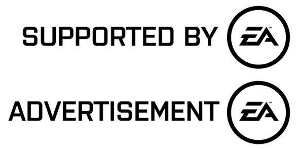 EA content creator watermarks
