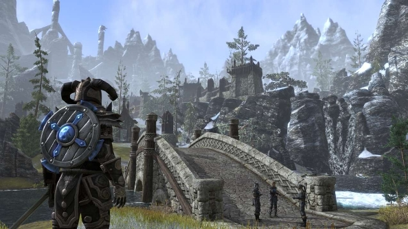 Elder Scrolls Online will be building player housing and barber shops