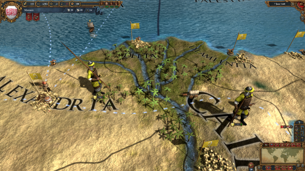 Europa Universalis IV Preview: History on a stunning scale