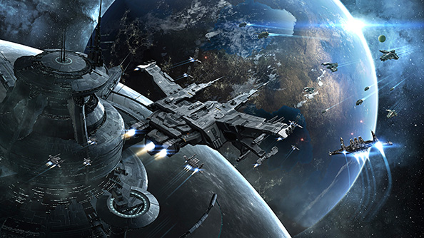 Looking back at EVE Fanfest 2014: space trucks, MMA fighters and virtual reality