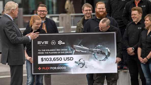EVE Online players raise over $100,000 with PLEX for GOOD to aid Nepal earthquake victims