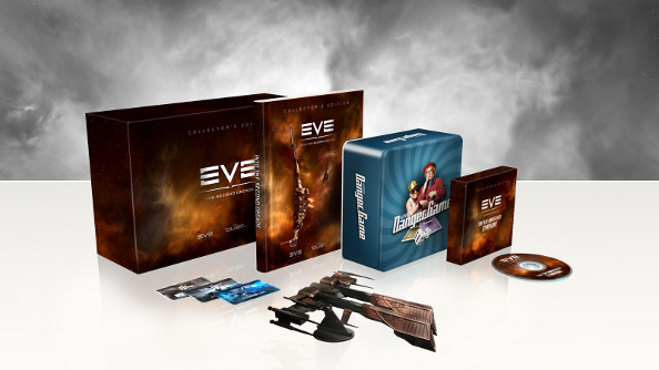 EVE collectors edition