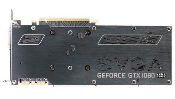 EVGA GTX 1080 ACX burnout