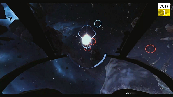 CCP reveal EVR: a 6v6 space dogfighting game built for the Oculus Rift
