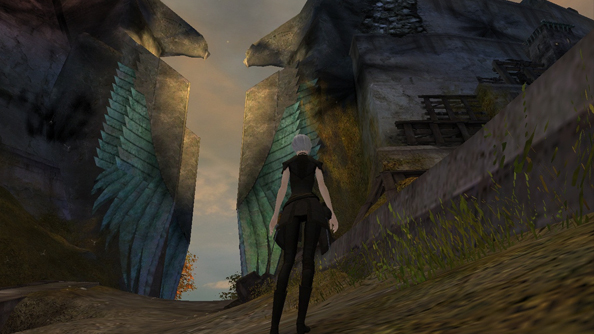 Last night's Guild Wars 2 stress test was likely the release build