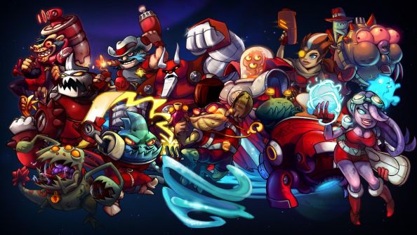"Awesomenauts patch 2.6b ditches loadouts in favour of a ""big ass shop"""