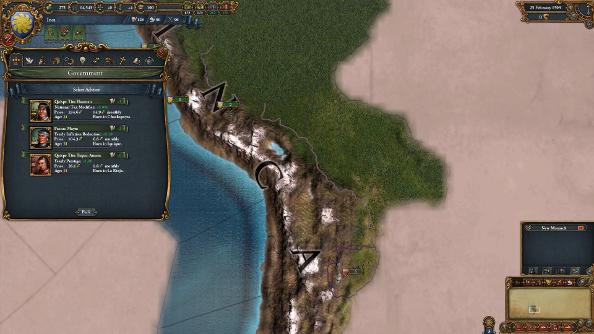 Hunting for gold in Europa Universalis IV: El Dorado   PCGamesN