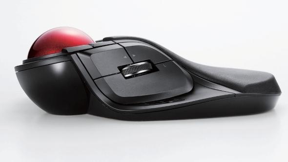 Elecom HUGE Trackball