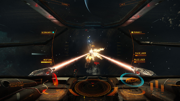 best space game Elite: Dangerous