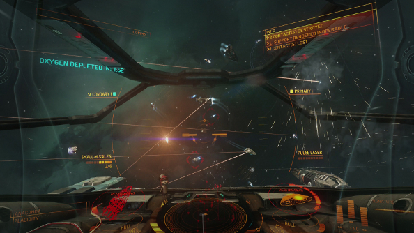 Elite: Dangerous' trading system's tested by hundreds of AI merchants