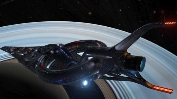 Elite: Dangerous Capital Ship 1