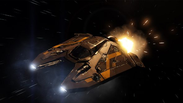 Elite: Dangerous' New Year server hiccups created a bit of a mess