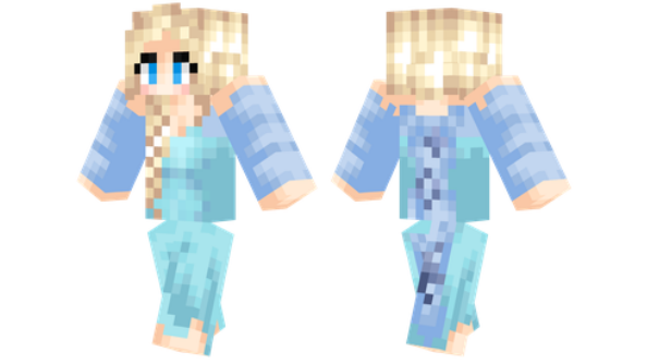 The Best Minecraft Skins PCGamesN - Skin para minecraft pe frozen