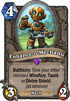 Enchance-o Mechano