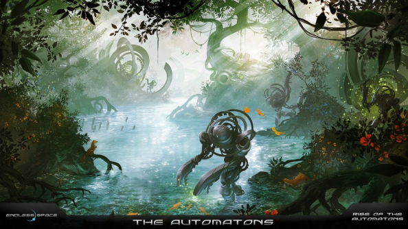 Endless Space update Rise of the Automatons introduces new race