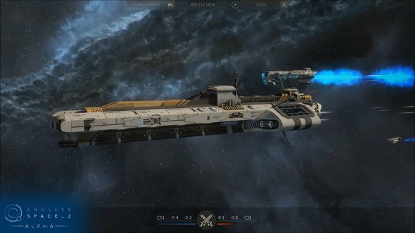 Endless Space 2 Amplitude 4x grand strategy exploration showcase