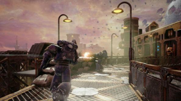 Eternal Crusade interview