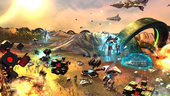 Etherium first gameplay trailer