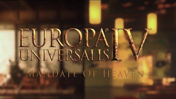 EU4 Mandate of Heaven