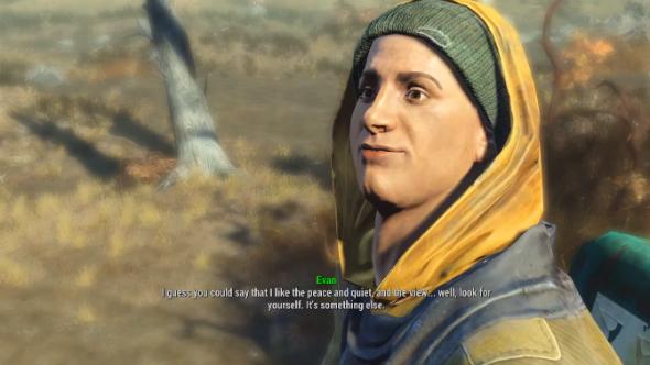 Evan NPC Fallout 4
