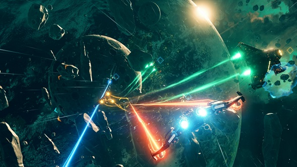 Everspace gets its last Steam Early Access update ahead of