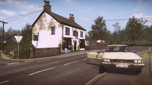 Everybody's Gone to the Rapture PC port review