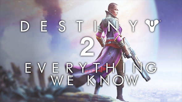 Destiny 2: release date, PC port, trailer, beta, story – everything we know