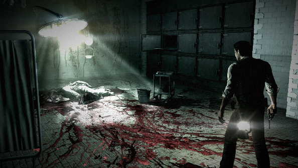 Evil Within morgue
