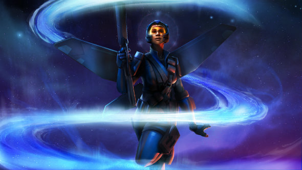 Evolve event brings a month of updates starting with new medic Quantum Caira