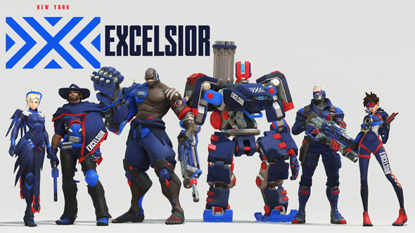 New York Excelsior: Overwatch League's Big Apple