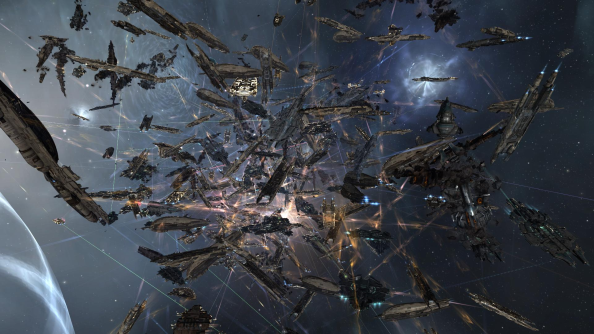EVE Online Battle of Daras 2