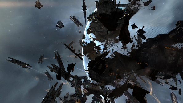 EVE Online Battle of Daras 3