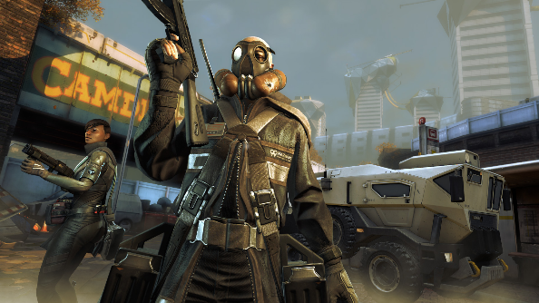 Dirty Bomb is now Extraction, will detonate at PAX
