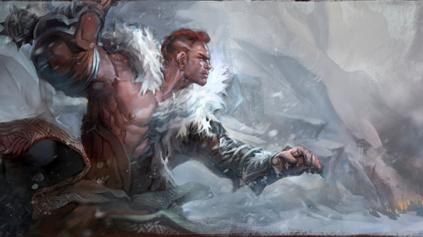 Guild Wars 2 teases the Flame and Frost: The Razing