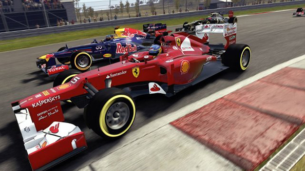 F1 2012 demo out tomorrow