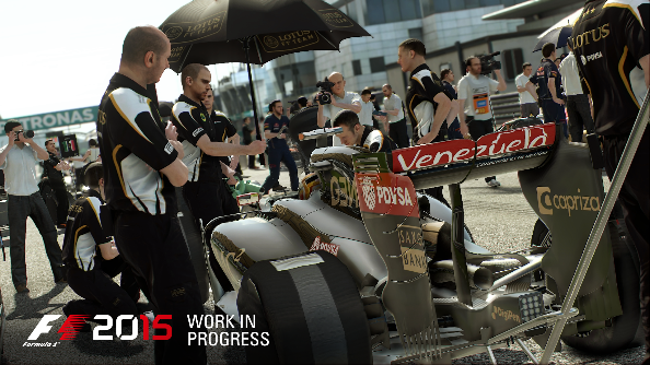 F1 2015 Codemasters