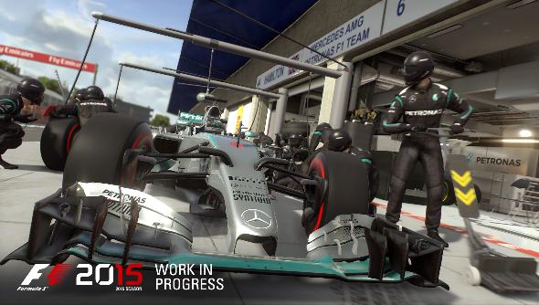 F1 2015 delayed