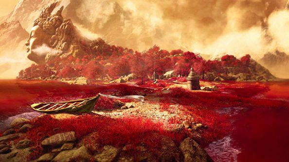 Far Cry 4 Shangri-La