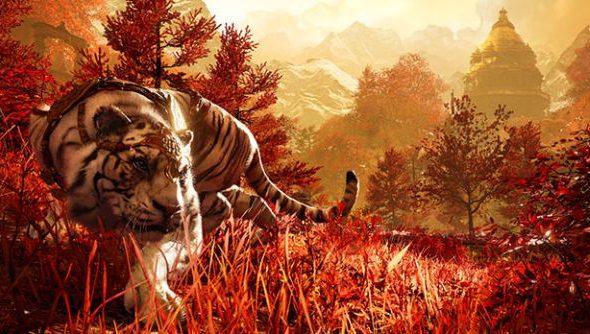 Far Cry 4 Shangri-La Tiger