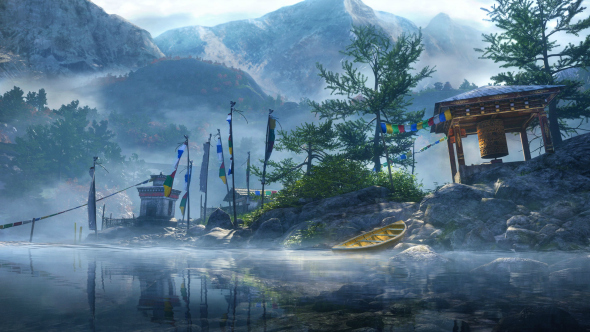 Ubisoft open worlds