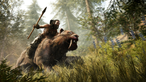 Far Cry Primal hands-on: Ubisoft aiming to be kings of the Stone Age