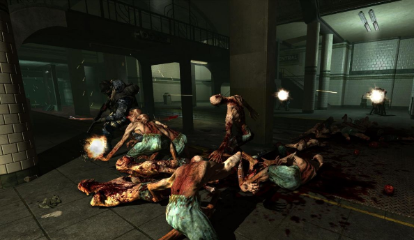 F.E.A.R Online announced; a free-to-play multiplayer shooter