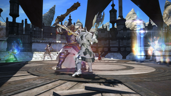 Final Fantasy XIV update 2.1 is A Realm Awoken
