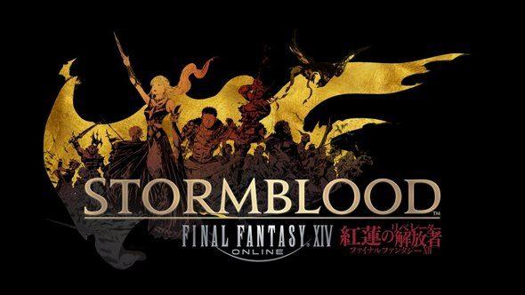 Final Fantasy 14 XIV Stormblood Trailer Released